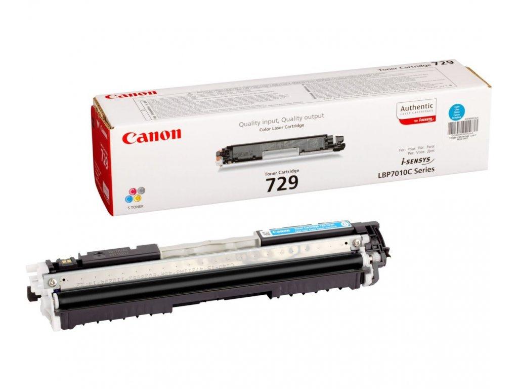 Canon CRG 729 C, azurový