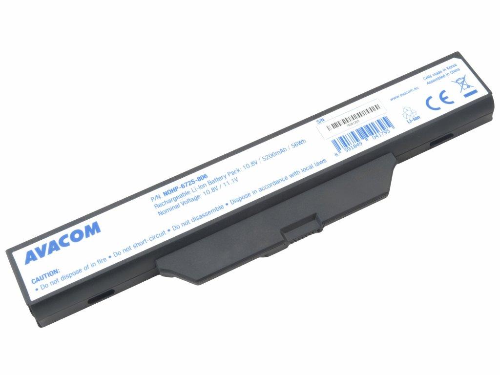 Baterie AVACOM pro HP Business 6720s, 6730s, 6820s, 6830s, HP 550 Li-Ion 10,8V 5200mAh /56Wh cS