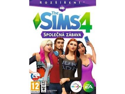 PC - The Sims 4 - Společná zábava