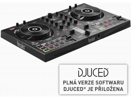 Hercules mixážní pult DJControl Inpulse 300 (4780883)