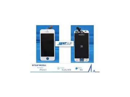 NTSUP LCD modul iPhone SE bílý kvalita B