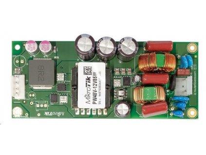 MikroTik PW48V-12V85W Napájecí zdroj pro CCR1036 r2, 12V, 85W