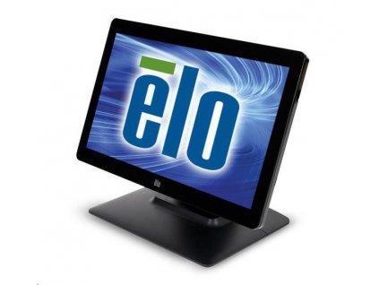 """ELO dotykový monitor 1502L 15.6"""" HD ready,CAP 10-touch USB bezrámečkový mini-VGA and HDMI Black"""
