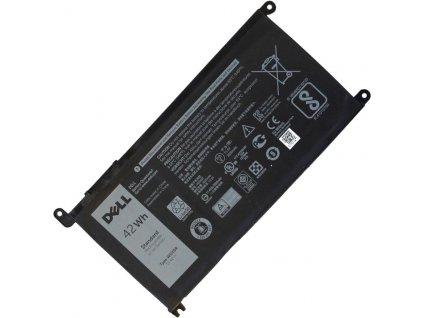 Dell originální baterie Li-Ion 42WH 3CELL Y3F7Y/1RH5X/3CRH3/8YPRW/C4HCW/CYMGM/FC92N/FW8KR/WDX0R