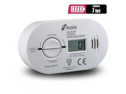 Kidde 5DCO Detektor úniku plynu CO (měřící zařízení)