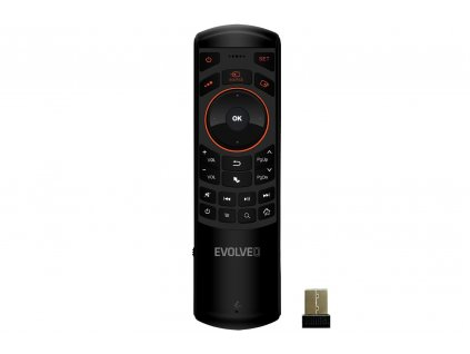 EVOLVEO FlyMotion D2 Pro, Multifunkční Klávesnice s AirMouse & Audio