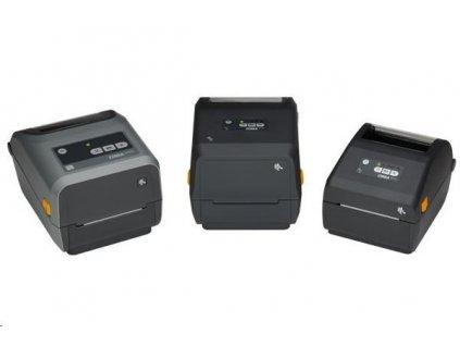 Zebra ZD421t, 8 dots/mm (203 dpi), USB, USB Host, BT (BLE), Ethernet