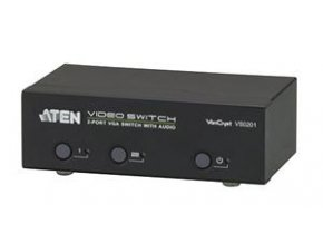 ATEN 2-port VGA Video/Audio přepínač