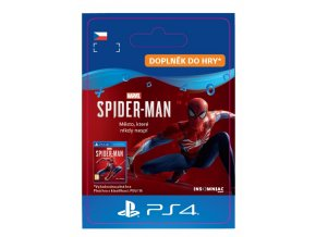 ESD CZ PS4 - Marvel's Spider-Man: The City that Never Sleeps