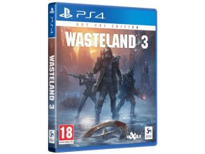 PS4 - Wasteland 3 Day One Edition