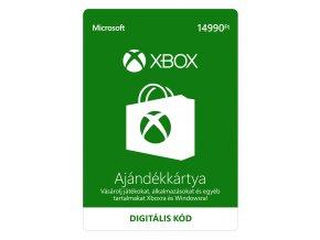 ESD XBOX - Dárková karta Xbox 14990 HUF