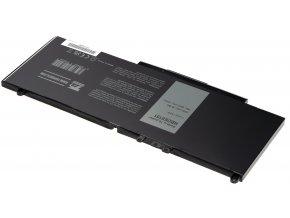 Baterie T6 power Dell Latitude E5450, E5550, E5250, 3150, 3160, 6900mAh, 51Wh, 4cell, Li-pol