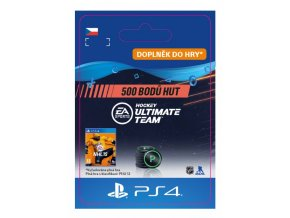 ESD CZ PS4 - 500 NHL™ 19 Points Pack