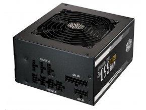 Cooler Master zdroj MWE 650 Gold-v2 Full modular, 650W, 80+ Gold