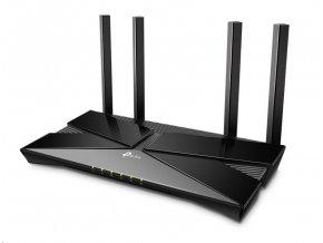 TP-Link Archer AX10 - Bezdrátový router - 4portový switch - GigE, 802.11ax - 802.11a/b/g/n/ac/ax - Dual Band