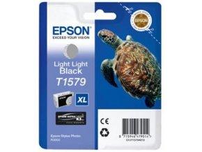 EPSON T1579 Light light black Cartridge R3000