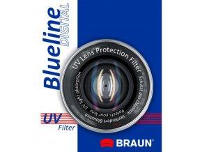 BRAUN UV filtr BlueLine - 37mm
