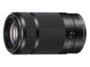 Sony objektiv SEL-55210B, 55-210mm, černý bajonet E