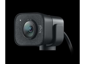 Logitech StreamCam C980 - Full HD camera with USB-C for live streaming and content creation, graphite