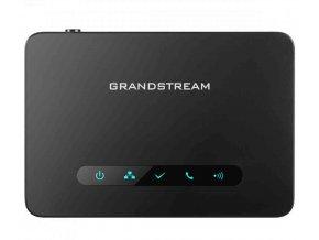 Grandstream DP760, repeater k DECT stanici DP750, 2 souběžné hovory, v serii až 4pcs, PoE