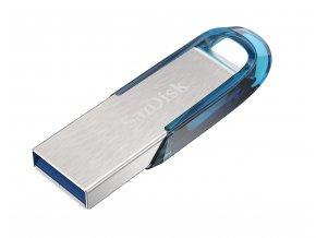 SanDisk Ultra Flair 32GB USB 3.0 tropická modrá