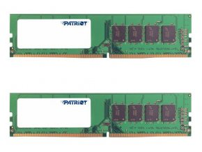 8GB DDR4-2666MHz Patriot CL19, kit 2x4GB
