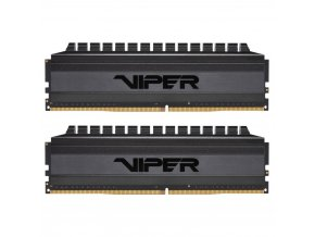 16GB DDR4-3600MHz Patriot Viper 4 Blackout CL18, kit 2x8GB