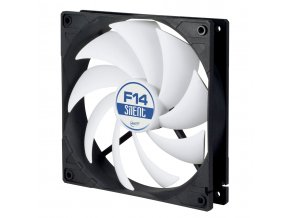 ARCTIC F14 Silent Case Fan - 140mm case fan with l