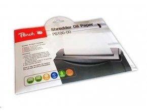Peach Olejový papier pre skartovačky PS100-00
