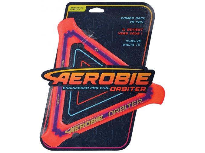 Bumerang Aerobie Orbiter oranzovy netradicnisporty.cz