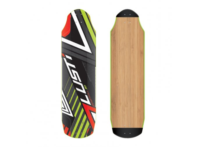 Longboard Lusti Downhill 90cm