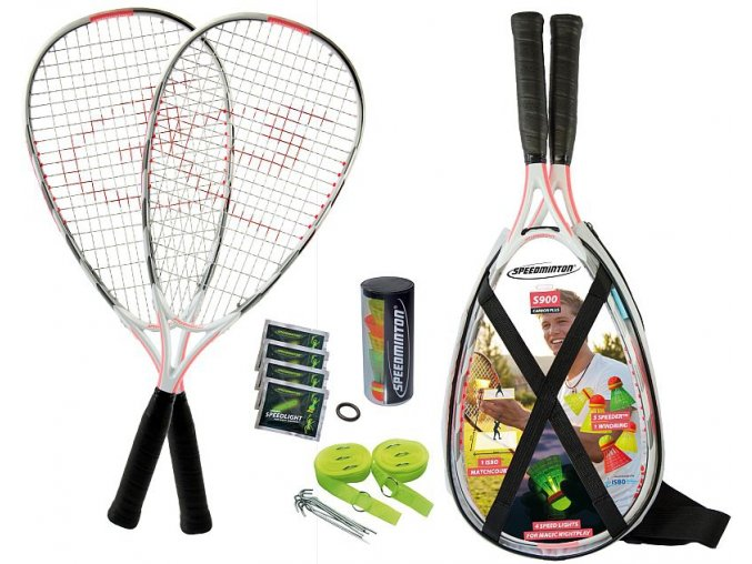 Speedminton set S900 netradicnisporty.cz