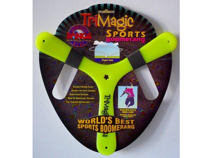 Bumerang TriMagic Yellow