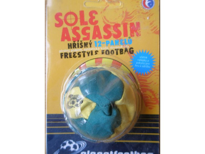 Footbag míček - Sole Assassin