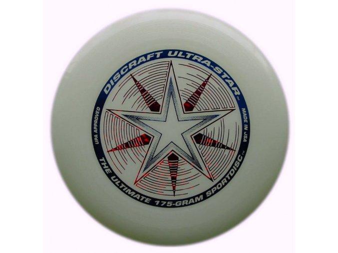Frisbee Discraft Ultrastar - svítící