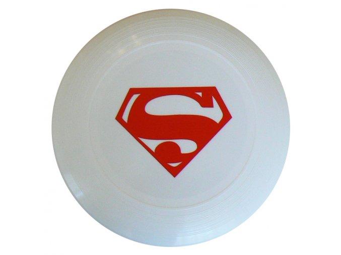 Frisbee - Superman bílé