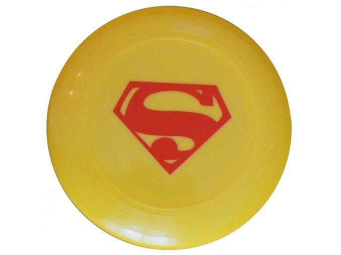 Frisbee - Superman žluté