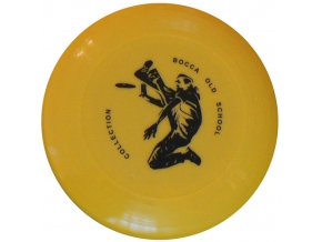 Frisbee old school