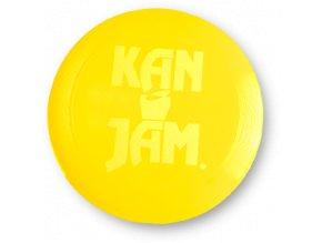 Kanjam frisbee