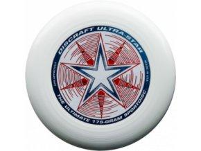 Frisbee Discraft Ultrastar - white