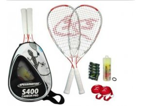 Speedminton Set S400 carbon
