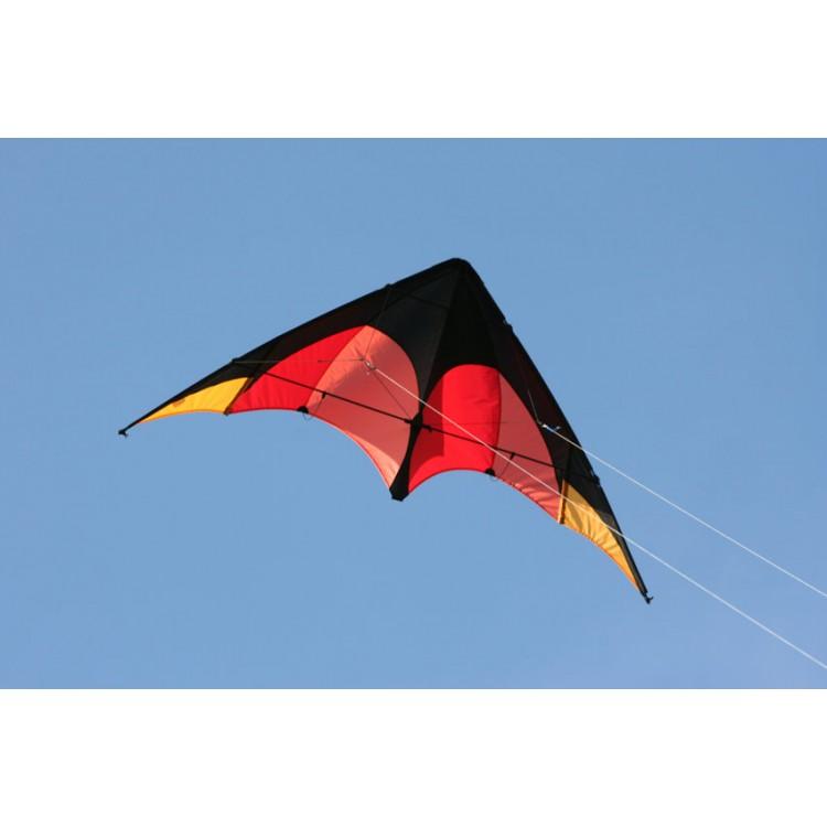 Akrobatický řiditelný drak Delta Sport