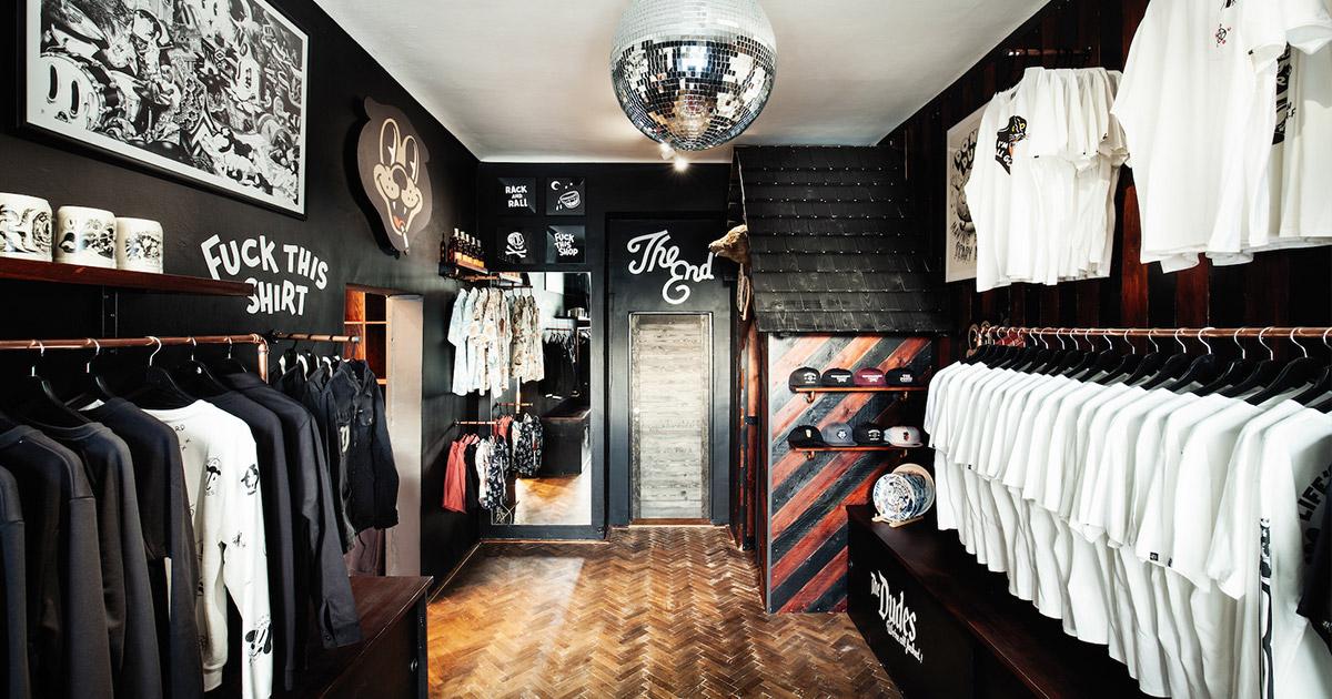The Dudes Room Prague