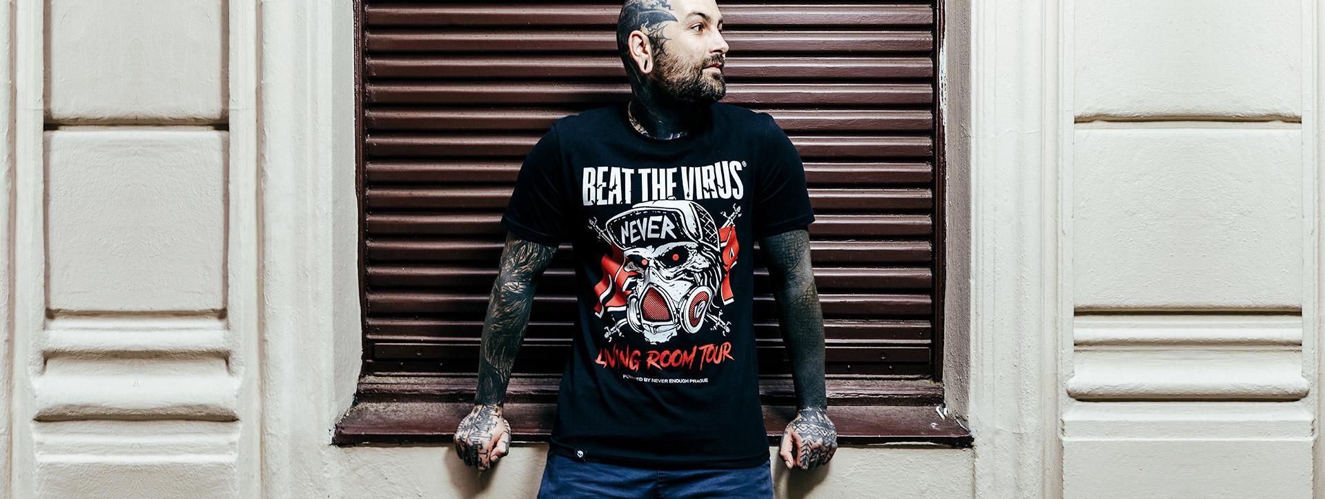 Beat The Virus Merch