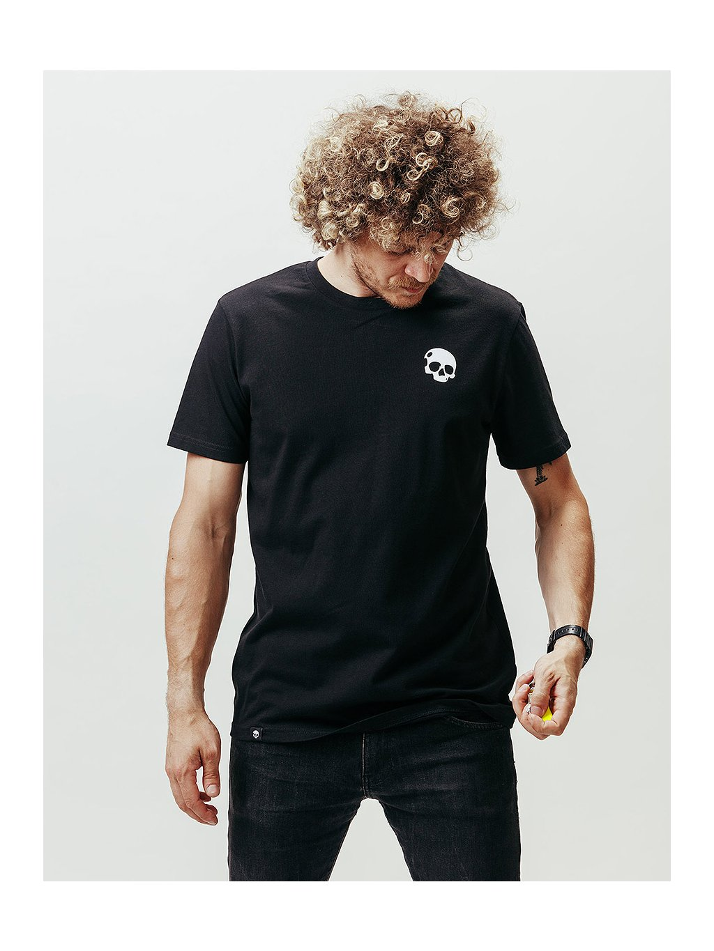 security blacktee white 2