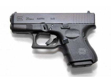 6192 glock 26 gen 4 9mm fixed b