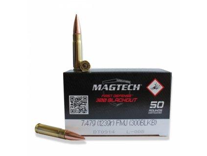 Magtech 300 AAC Blackout FMJ 7,5g