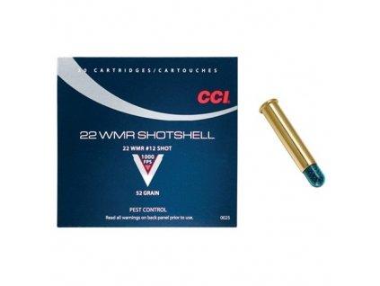 CCI 22WMR Shotshell brokový