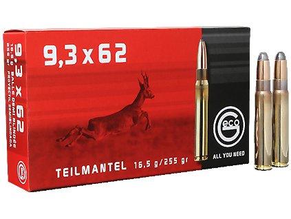 Geco 9,3x62 TM 16,5g