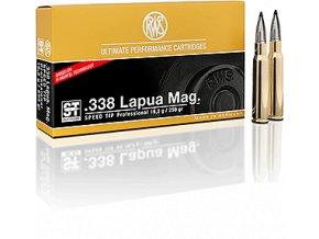 RWS 338 Lap. Mag. Speed Tip 16,2g